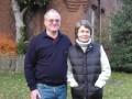 Tua och Torsten på Easneye Hall