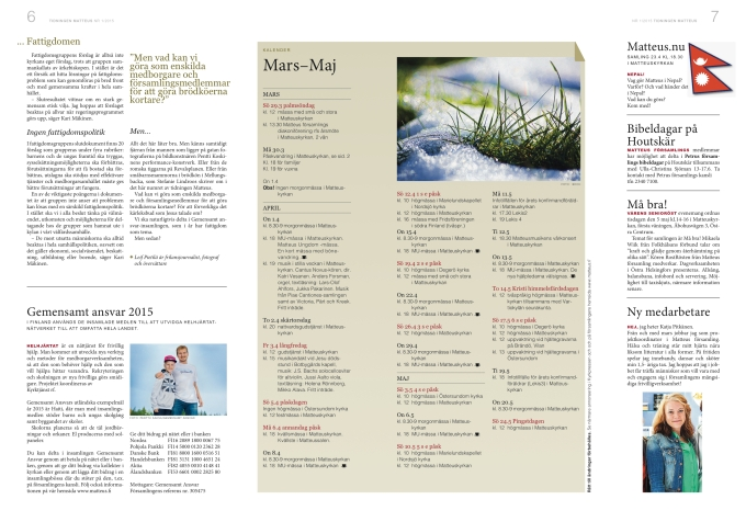 Tidningen 2015 sid 5-6